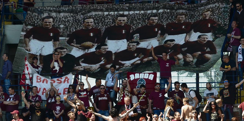 Conmemoración al legendario equipo de Il Grande Torino.