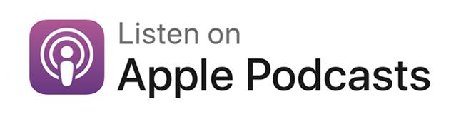 Escúchalo en Apple Podcast